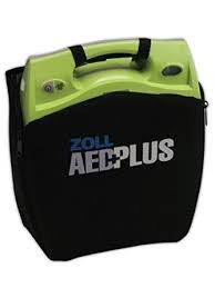 ZOLL AED Plus Accessories Replacement Softcase ZOLL Part # 8000-0802-01