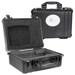 ZOLL AED Plus Accessories Large Pelican Case with Cut-Outs for AED Plus, CPR-D Padz and Pedi-Padz  ZOLL Part # 8000-0837-01