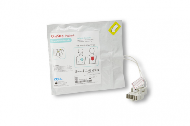 OneStep Pediatric Resuscitation Electrode Pads