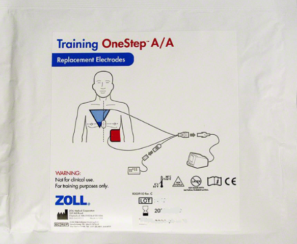Case Of OneStep Training Electrodes Pads