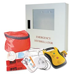 Defibtech Lifeline AED Starter Kit CCPRX-0001