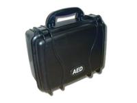Defibtech Lifeline Standard Hard Carrying Case in Black
