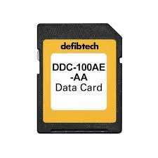 Defibtech Large Capacity Data Card- Auto Enabled  ddc-100AE