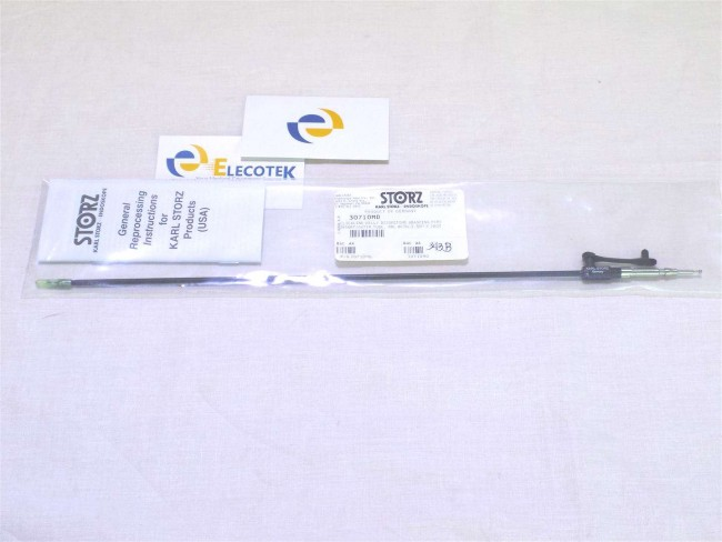 Karl Storz 30710MD Clickline Kelly Dissecting/Grasping Forceps In/Out