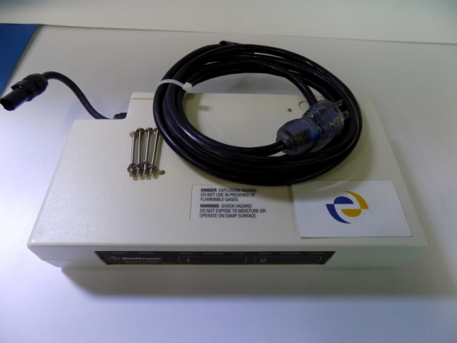 Lifepak 12 charger with screw