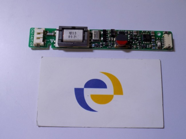 Physio-Control Lifepak 12 A08  Backlight PCB for LCD Display Part# 33006806-00