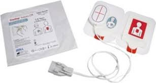 ZOLL R Series Accessories  - Stat•Padz II HVP Multi-Function Electrodes (1 pair)  ZOLL Part#  8900-0801-01   Shelf-life 24 months