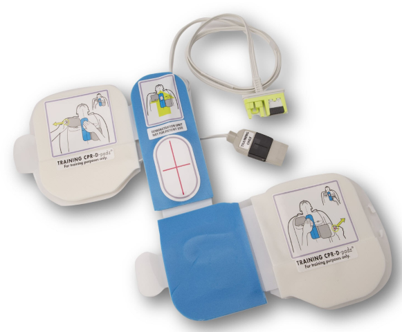 ZOLL AED Plus CPR-D Demo Pads Kit 8900-5007