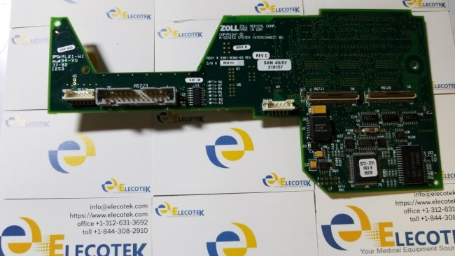 System Interconnect PCB Board 9301-0306-03
