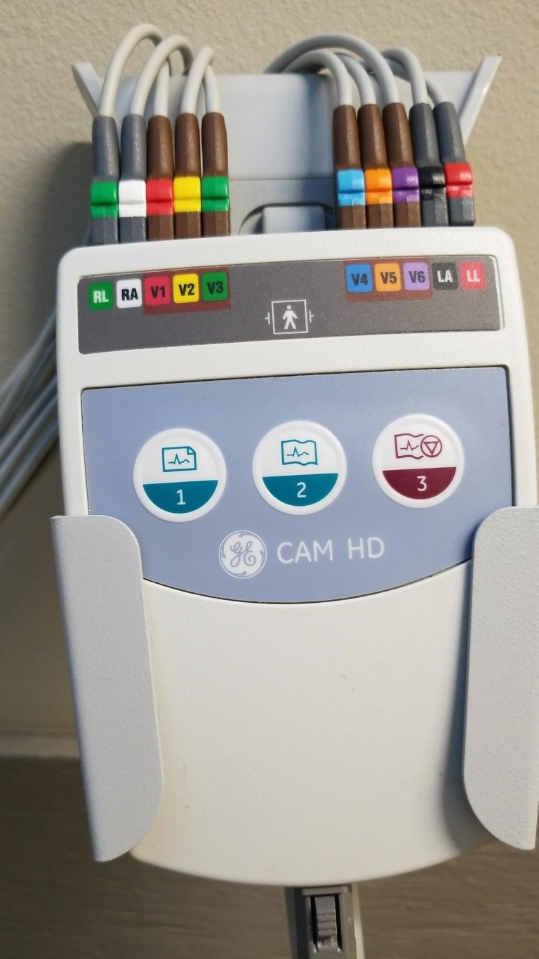 Ge Healthcare Ekg Ecg 5500hd