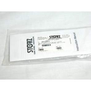 Karl Storz 30120T1 Metal Cannula with Oblique Threads w/o Insufflation Stopcock
