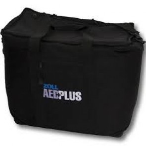AED Plus Demo Kit Carry Bag Part # 8000-0847-01