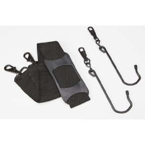Bed Rail Hooks W/Shoulder Strap, Transport Pack, R Series