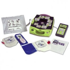 ZOLL AED Plus Training 2 Unit Accessories- ZOLL AED Plus Trainer2 Unit   ZOLL Part # 8008-0050-01