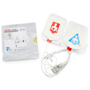 Case (8 Pair) Of One Step Pacing Electrodes Pads