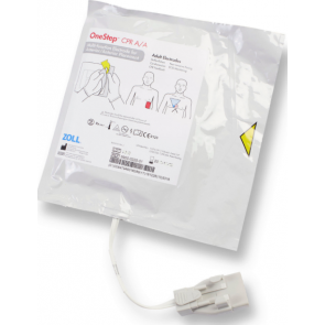 Case Of Onestep CPR AA Electrodes