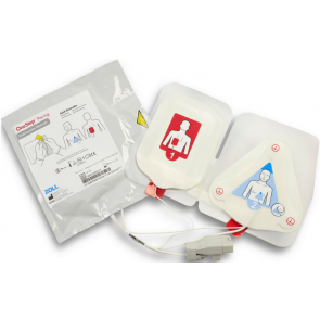 OneStep Pacing Resuscitation Electrode Pads Single l