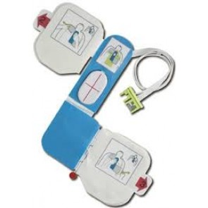 ZOLL AED Plus Training 2 Unit Accessories-  CPR-D Padz Training Electrodes-- ZOLL Part # 8900-0804-01- Trainer2
