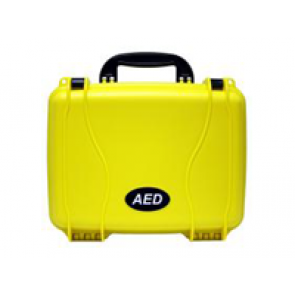 Defibtech Lifeline Standard Hard Carrying Case in Yellow