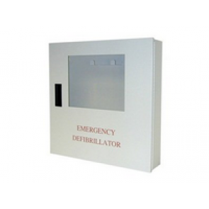 Defibtech Lifeline AED Wall Mount Cabinet with Alarm