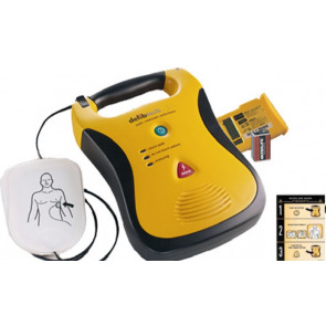 Defibtech Lifeline Automatic  AED Standard Package