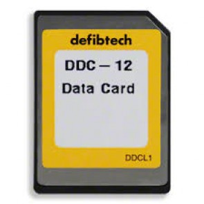 Defibtech Large Capacity Data Card   DDC-12