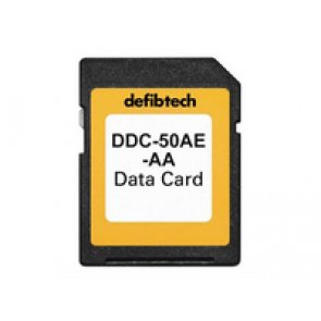 Defibtech Medium Capacity Data Card- Auto Enabled DDC-50AE