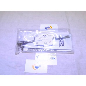 Karl Storz 27040A0 27FR Resctoscope sheath with oblique beak