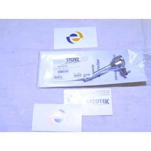 Karl Storz 30120EX1 Threaded Cannula With Insufflation Stopcock