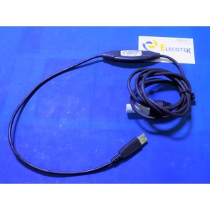 Physio Control Lifepak 12/15 to USB Port Data Transfer Cable MPC14572-LP12