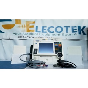 Physio Control Lifepak 12 12 Leads Pacer Advisory LCD