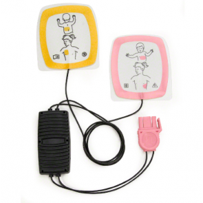 Physio-Control LIFEPAK CR Plus Electrode Replacement Infant/Child Reduced Energy, Part Number: 11101-000016