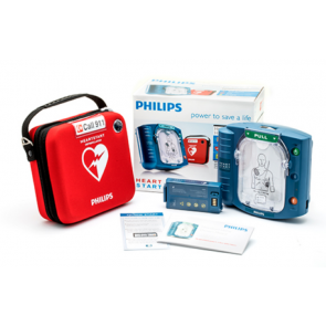 philips heartstart home aed m5068a-c01 package