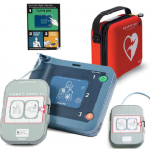 ReCertified philips heartstart aed frx