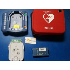 Philips Heartstart HS1 AED ReCertified
