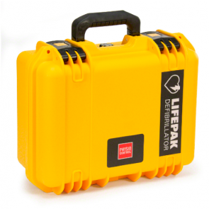 Physio Control LIFEPAK CR Plus Hard Shell Carry Case, Part Number: 11260-00001