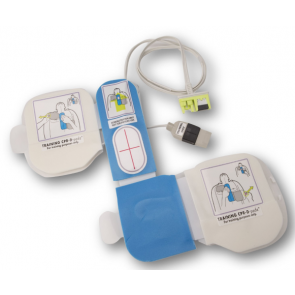 ZOLL AED Plus Demo CPR-D Demo Pads Part Number 8900-0809-01