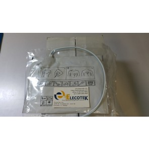 For Zoll Case Of Skintact Adult Defib Pads Electrodes DF28NC