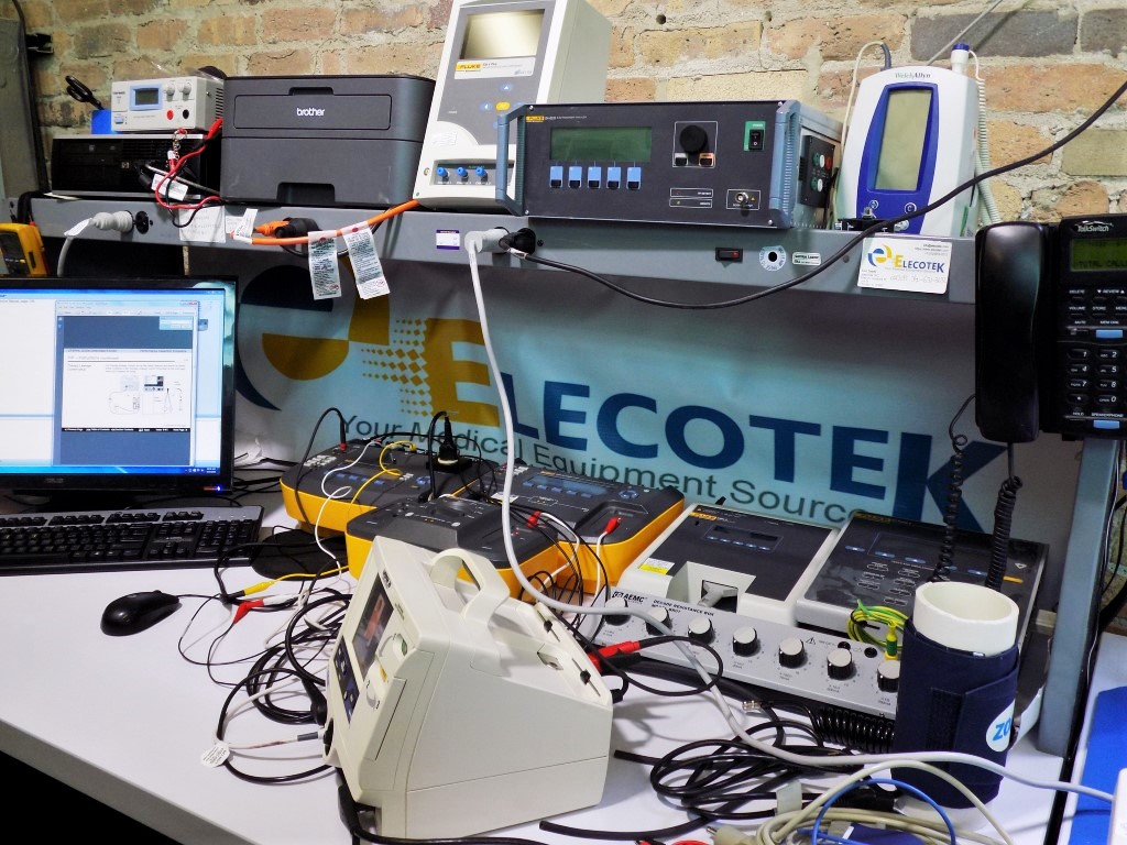 ElecoTek Biomedical equipment