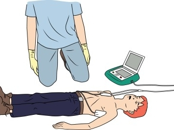 European Resuscitation Council Guidelines for Resuscitation 2015 - AED Electrodes