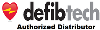 Elecotek is proud to be defibtech authorized distributor