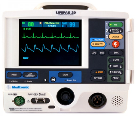 Physio Control LIFEPAK 20