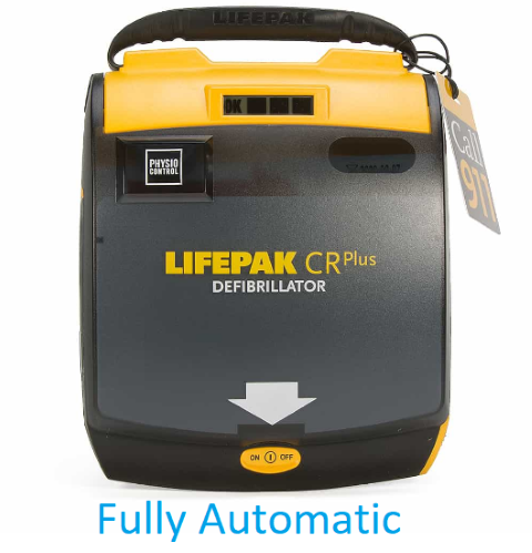 Physio-Control LIFEPAK CR Plus Fully Automatic