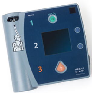 Philips Heartstart FR2+ AED