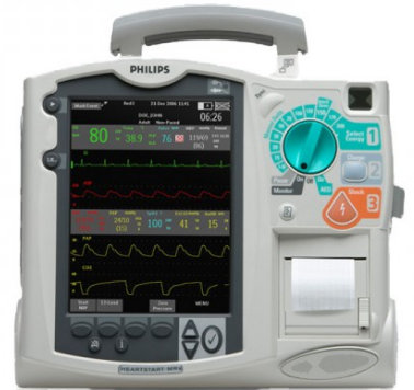 Philips Heartstart MRx Defibrillators/Monitors