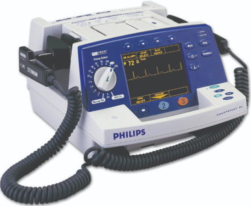 Philips Heartstart XL Defibrillators/Monitors