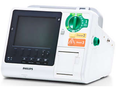 Philips Heartstart XL+ Defibrillators/Monitors