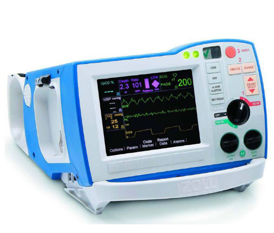 Zoll R Series Defibrillators/Monitors