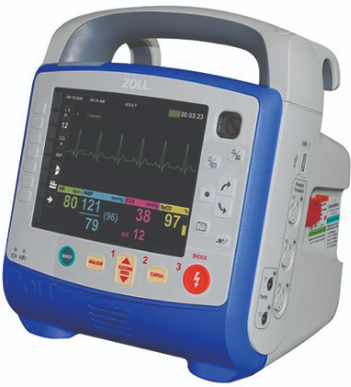 Zoll X Series Defibrillators/Monitors